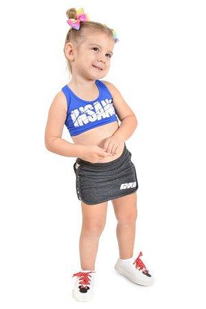 Shorts Infantil Saia IXW