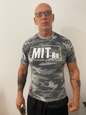 Camiseta MIT Rx Masculina
