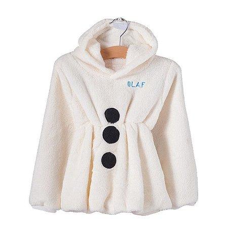 Casaco de Soft do Olaf - Frozen - Off White