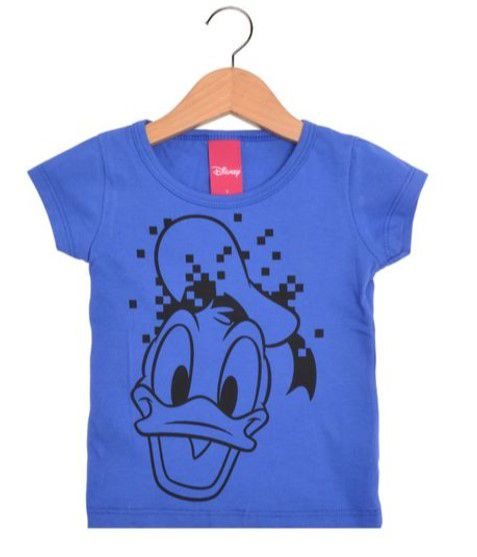 Busa Baby Pato Donald - Disney by Tricae - Azul