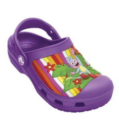 Crocs da Dora Aventureira