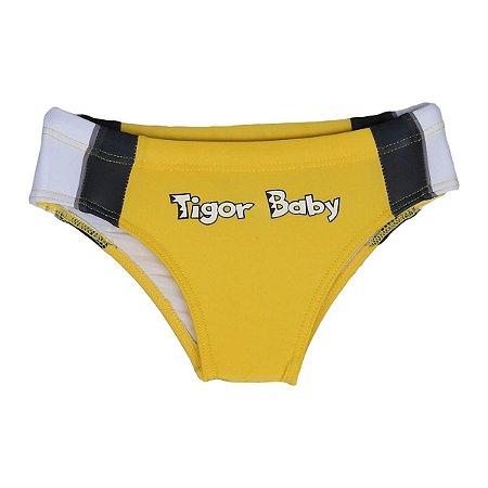 Sunga Bebê Amarelo - Tigor Tigre Baby