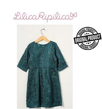 Vestido Infantil Lilica Ripilica - Renda