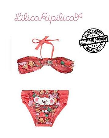d9877353c Biquini Bebê Lilica Ripilica - AmoPersonagem