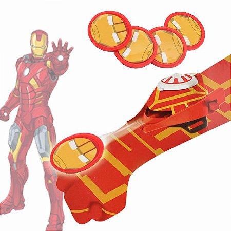 Luva Lançadora do Homem de Ferro
