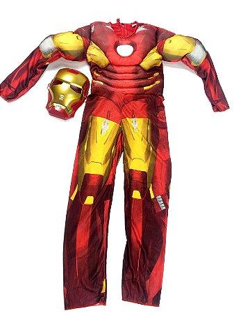 Fantasia de Luxo do Homem de Ferro