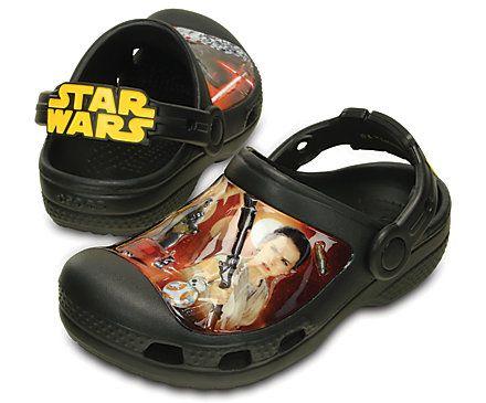 Crocs Star Wars - Preto - Despertar da Força