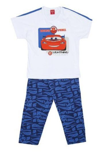 Pijama dos Carros - Brilha no Escuro - Lupo