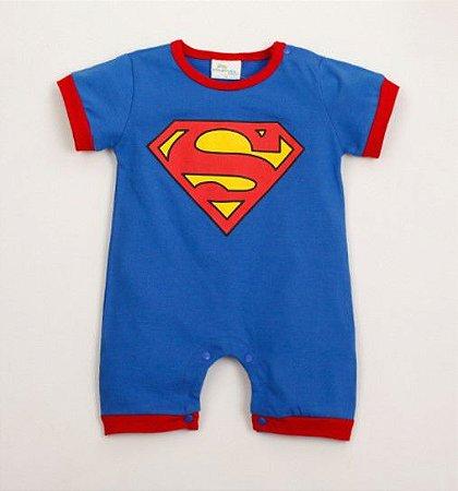 Body do Superman - Azul