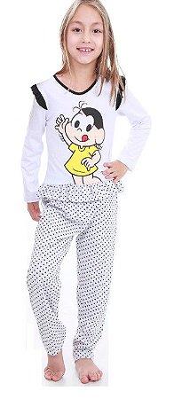 Pijama da Magali - Turma da Mônica
