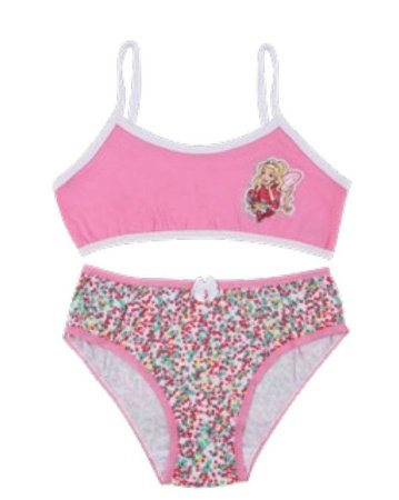 Conjunto de Top e Calcinha - Barbie Sereia