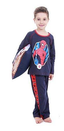 Pijama do Homem Aranha - Marvel