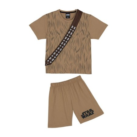 Pijama do Star Wars - Chewbacca  - Disney - Lupo