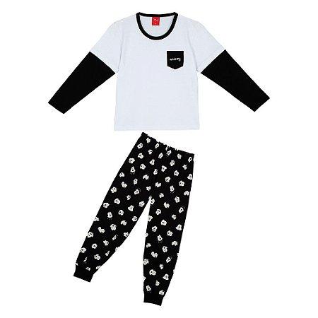 Pijama do Mickey - Disney - Lupo