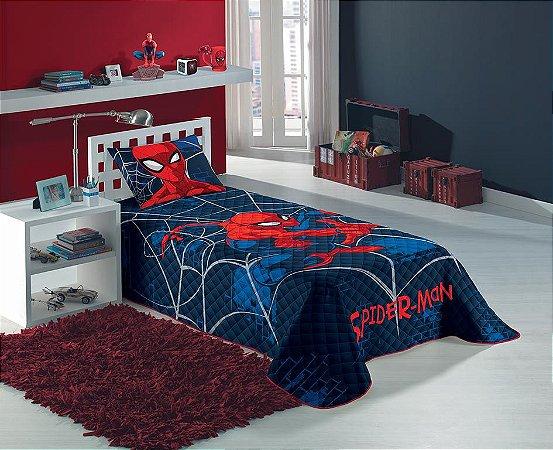 Colcha do Homem Aranha