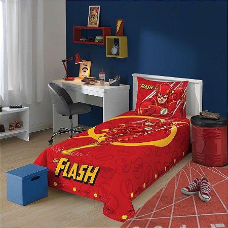 Jogo de Cama - The Flash - 3 Peças