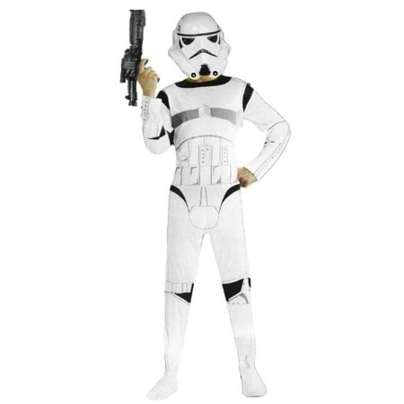 Fantasia do Stormtrooper - Star Wars - Branco