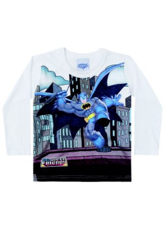 Camiseta do Batman - DC Super Friends