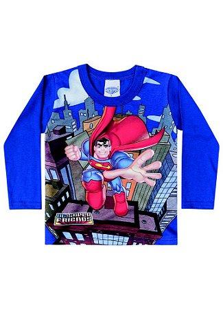 Camiseta do Superman - DC Super Friends
