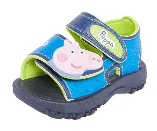 Sandália George - Peppa Pig