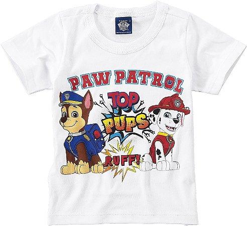 Camiseta Chase e Marshall - Patrulha Canina