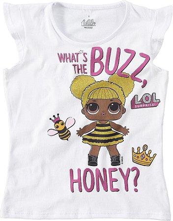 Blusa LOL Surprise - Queen Bee