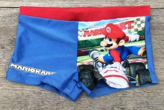 Sunga Boxer do Super Mario Bros