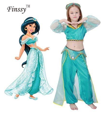 Fantasia da Princesa Jasmine