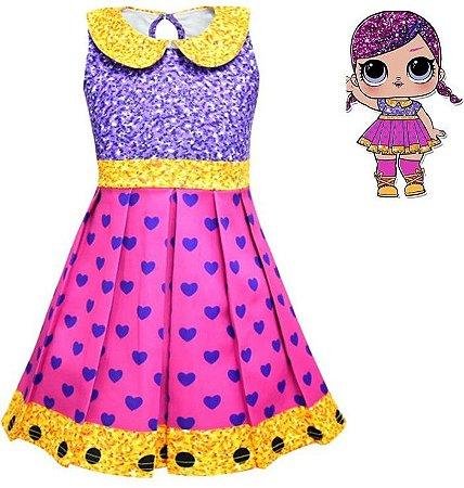 Vestido da LOL - Super B.B.