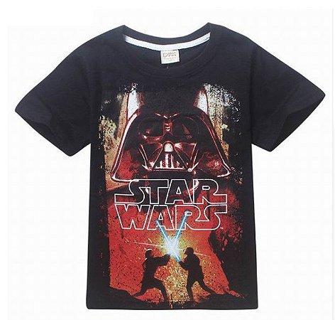 Camiseta Star Wars- Preta