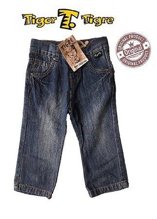 Calça Jeans - Tigor Baby