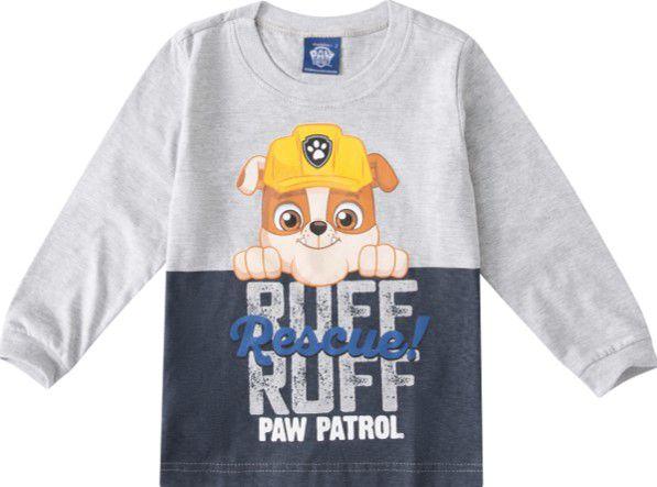 Camiseta da Patrulha Canina - Rubble