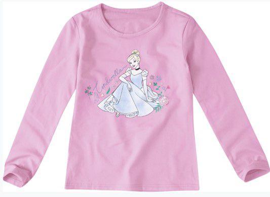 Blusa Princesa Cinderela - Disney