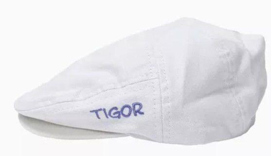 Boina Tigor T. Tigre Baby - Branco