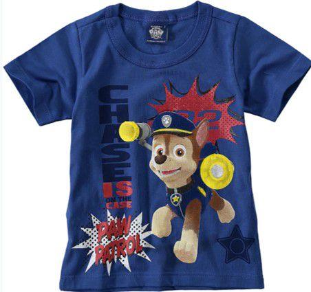 Camiseta Chase -  Patrulha Canina