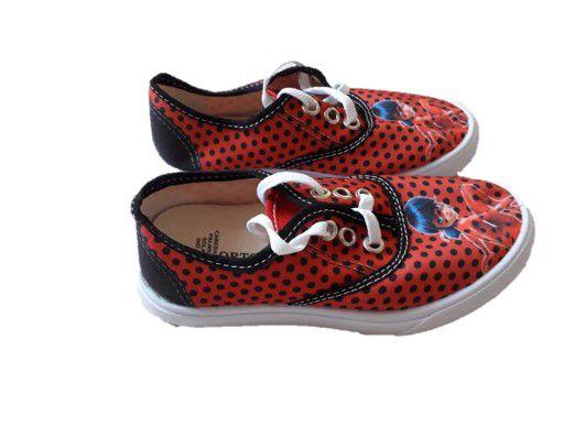 Tênis da Ladybug - Miraculous