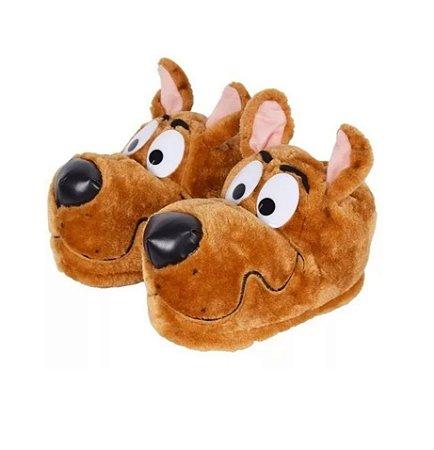 Pantufa 3D Scooby -Doo