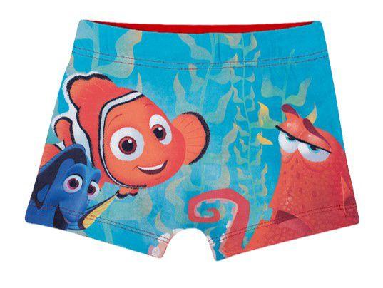 Sunga Boxer do Nemo - Disney - Vermelho - Tiptop