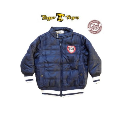 Jaqueta Tigor T Tigre - Azul