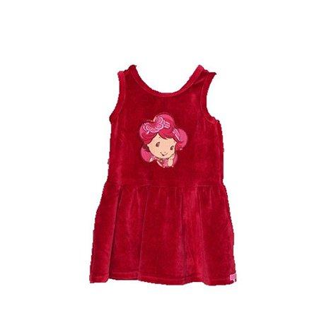 Vestido da Moranguinho - Vermelho - Malwee