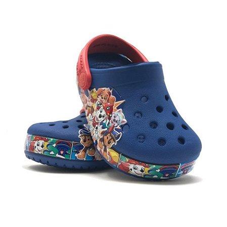 Crocs da Patrulha Canina - Azul
