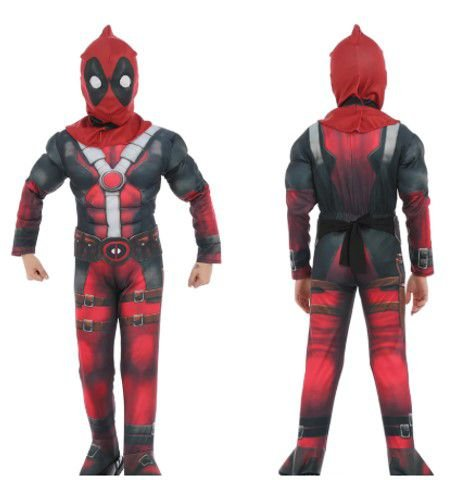 Fantasia Luxo DeadPool