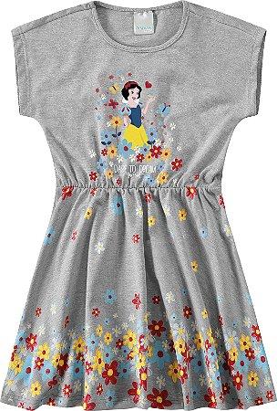 Vestido da Branca de Neve - Disney