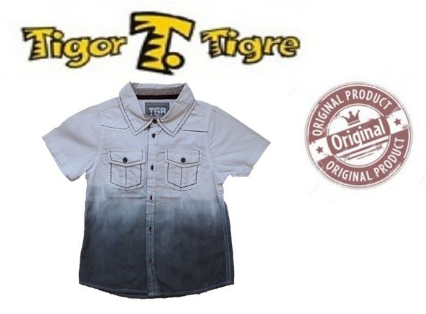 Camisa Tigor T. Tigre