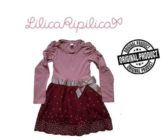 Vestido Lilica Ripilica - Vinho