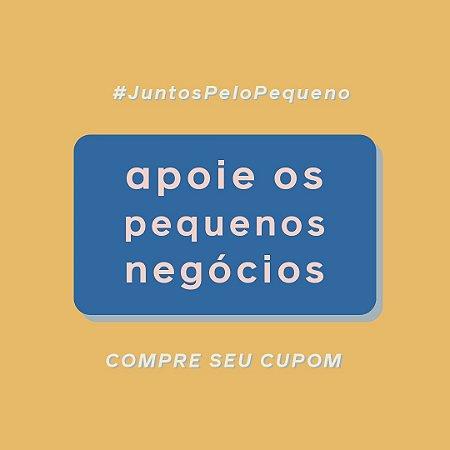 Cupom de compras + Amopersonagem