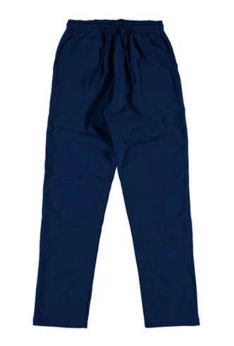 Calça de Moletom Felpado - Azul