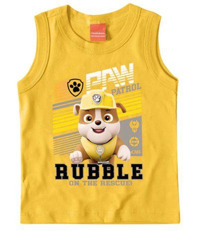 Regata Rubble - Patrulha Canina