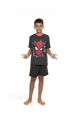 Pijama Homem Aranha - Juvenil