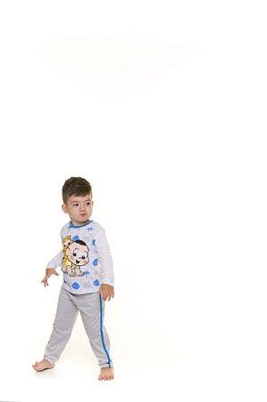 Pijama do Cascão- Turma da Mônica - Primeiros Passos